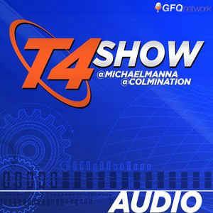 T4 Show - Tech Today Tech Tomorrow