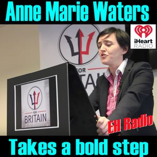 Morning moment Anne marie Waters BREAKS AWAY Oct 19 2017