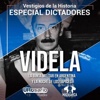 Videla: la junta militar en Argentina y la noche de los lápices