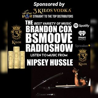 THE BRANDON COX BSMOOVE RADIOSHOW LIVE