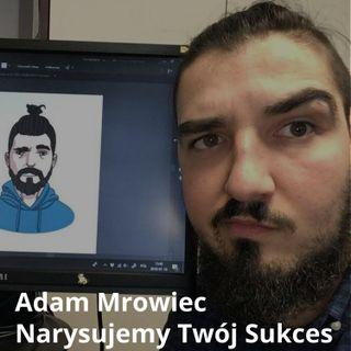 """Adam Mrowiec-Doodle Wolf """"Narysujemy Twój Sukces""""!"""