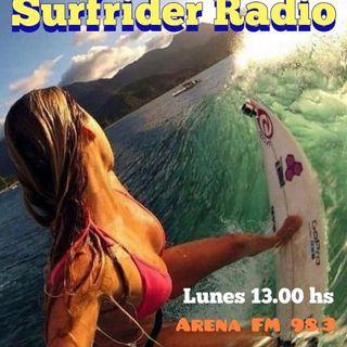 Surfrider Radio Programa 104 del 5to ciclo (9 de Noviembre)