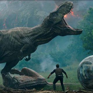 Jurassic Park - Fallen Kingdom