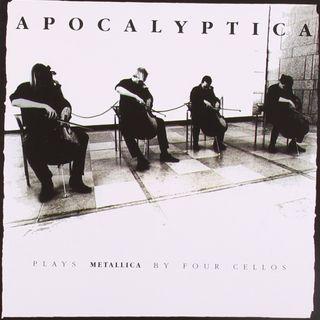 TRS Apocalyptica Plays Metallica Album Special 27th June 2019
