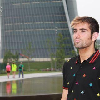Emanuele Picozzi dal calcio alla musica e al successo di aria Sanremo.... tour a Londra ecco la mia storia
