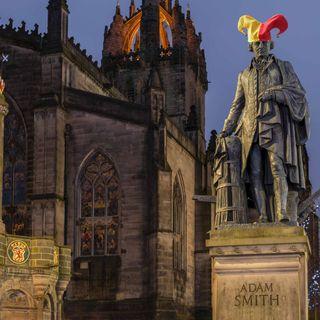 Adam Smith erfindet den Kapitalismus (1770)
