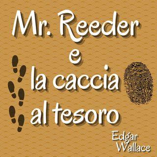 Mr. Reeder e la caccia al tesoro - Edgar Wallace