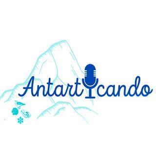 Estreia Podcast Antarticando