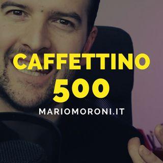 La puntata 500 del Caffettino con le vostre voci :)