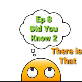 Ep 8 Did You Know 2