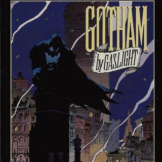 "Source Material #244 - Batman - ""Gotham By Gaslight"" (DC, 1989)"
