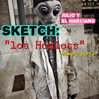 Sketch: Los homeless primera parte 1