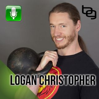 Pulling 8,800 Pound Fire Trucks By The Hair, Juggling Flaming Kettlebells, Discovering Underground Herbs & More: Logan Christopher & The Los