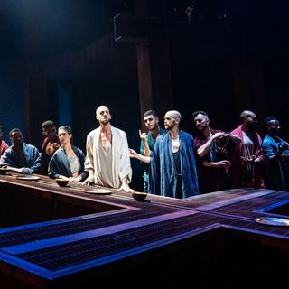 INTERVIEW: Aaron LaVigne and Jenna Rubaii of Jesus Christ Superstar