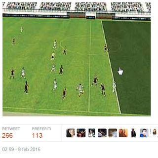 Juve-Milan, scoppia la polemica!