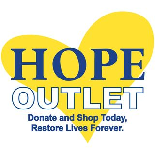The Hope Outlet supports Training and Work for the Men of The Hope Rescue Mission