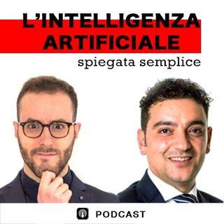 #21 L'Intelligenza Artificiale nello spazio, il tatto dei robot e predice l'annus mirabilis per gli attori