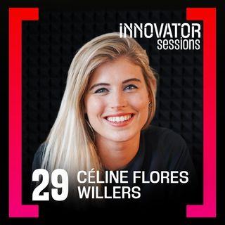 Networking-Profi und Unternehmerin Céline Flores Willers erklärt, wie du dich selbst zur Marke machst