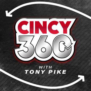 Cincy 360 with Tony Pike