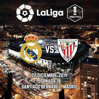 Real Madrid vs Athletic Club en VIVO