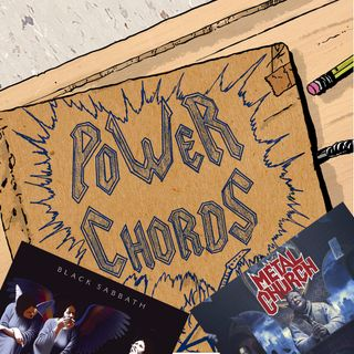 Power Chords Podcast: Track 31--Black Sabbath and Metal Church