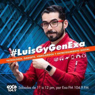 Consejos para comprar en internet, los proyectos de @Amandarosars y seguridad en la red - #LuisGyGenExa 2/Septiembre