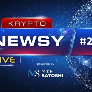 Krypto Newsy Lite #261 | 21.07.2021 | Bitcoin spada poniżej $30k, USDC pokazuje skarbiec, Rothschild Investment kupuje więcej BTC