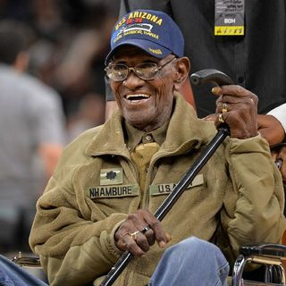 Richard Overton Dies! 112 Years! Listen!