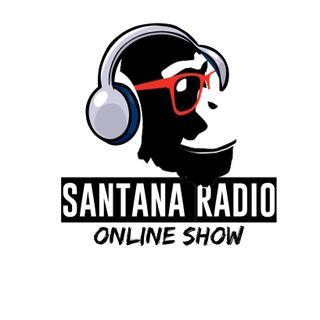 Santana Radio Online Show - El Top de las canciones del Momento (Noticias Urbanas)
