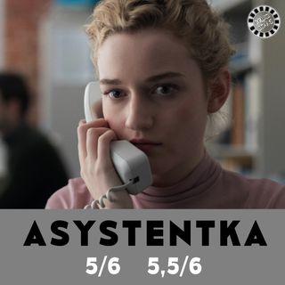 ASYSTENTKA - HORROR BIUROWY - RECENZJA FILMU