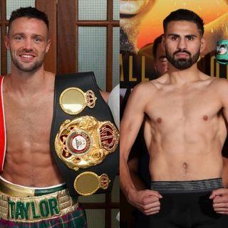 Rope A Dope: Ramirez vs. Taylor Breakdown & Wilder/Fury Arbitration Rant!