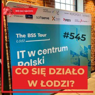 #545 Pogadanki o IT w Łodzi