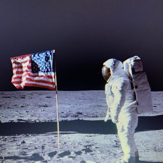 Facts you didn't know: The Moon landing never happened
