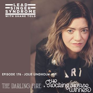 Jolie Lindholm (The Darling Fire, The Rocking Horse Winner, Dashboard Confessional)