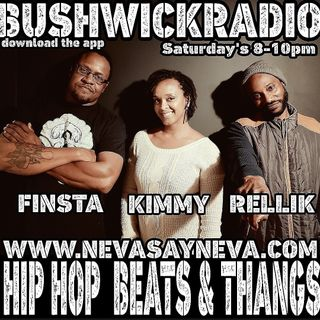 Hip Hop, Beats & Thangs live w/Finsta, Kimie and Rellik (EP.30) 8/3/19