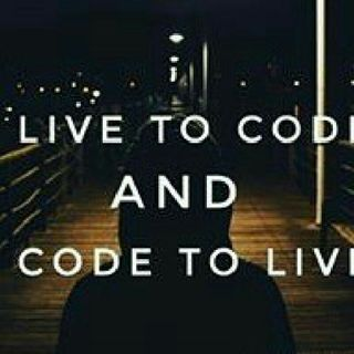 Live To Code And Code To Live