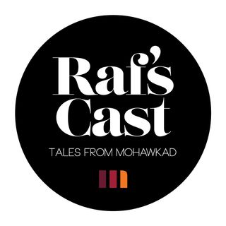 Raf's Cast Episode 7 - Girls Power Episode: Copywriter Amelia Pley & Art Director Samantha Melo from Cossete.