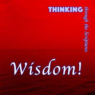 Wisdom! (TTTS#9)