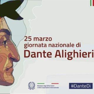 25 marzo - Dantedì - giornata di Dante Alighieri