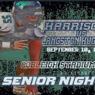 Harrison vs. Langston Hughes (Football)