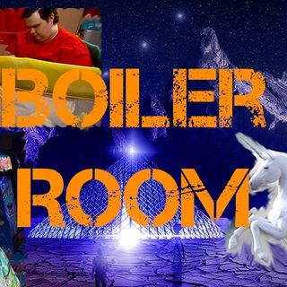 """Agender"" Aliens, Talking Gargoyles, Mini-Ice Age and Man-Babies - Boiler Room EP #214"