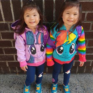 Educating Twin Heart Warrior Toddlers