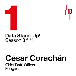 César Corachán · Chief Data Oficer at Enagás // Bedrock @ LAPIPA_Studios