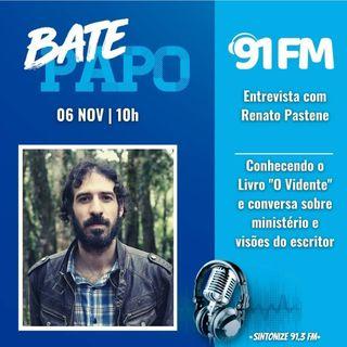 Entrevista Rádio 91 FM - livro O Vidente
