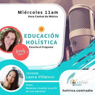 EDUCACIÓN HOLÍSTICA - LAURA VILLATORO