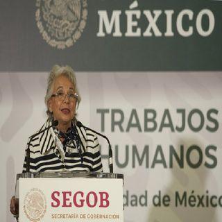 Servidores públicos agreden a periodistas: SEGOB
