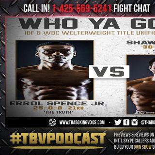 ☎️Errol Spence vs Shawn Porter Live PPV Fight Chat🔥