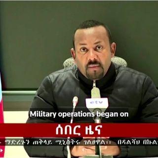6 novembre 2020 - Notiziario Africa