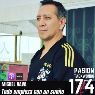 """Miguel Nava """"La felicidad es el camino"""""""