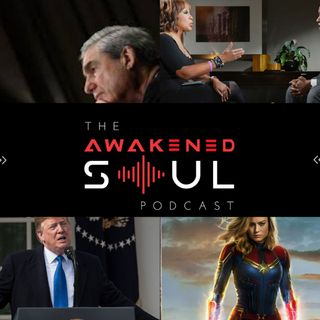 The Awakened Soul Podcast The Marveled